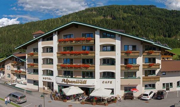 3 Sterne Hotel in Flachau - Hotel Alpenwelt