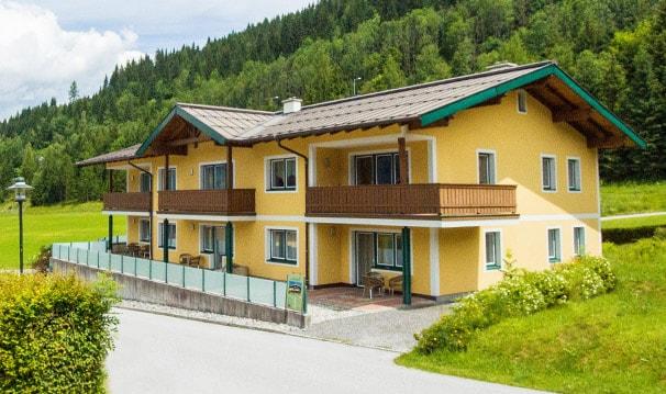Appartements in Flachau, Salzburger Land - Unterkunft Sunside