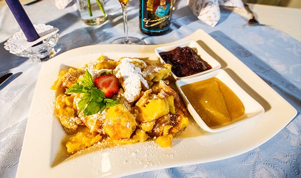 Jagdhof, Kaiserstubn & Schnitzleck - Restaurants in Flachau
