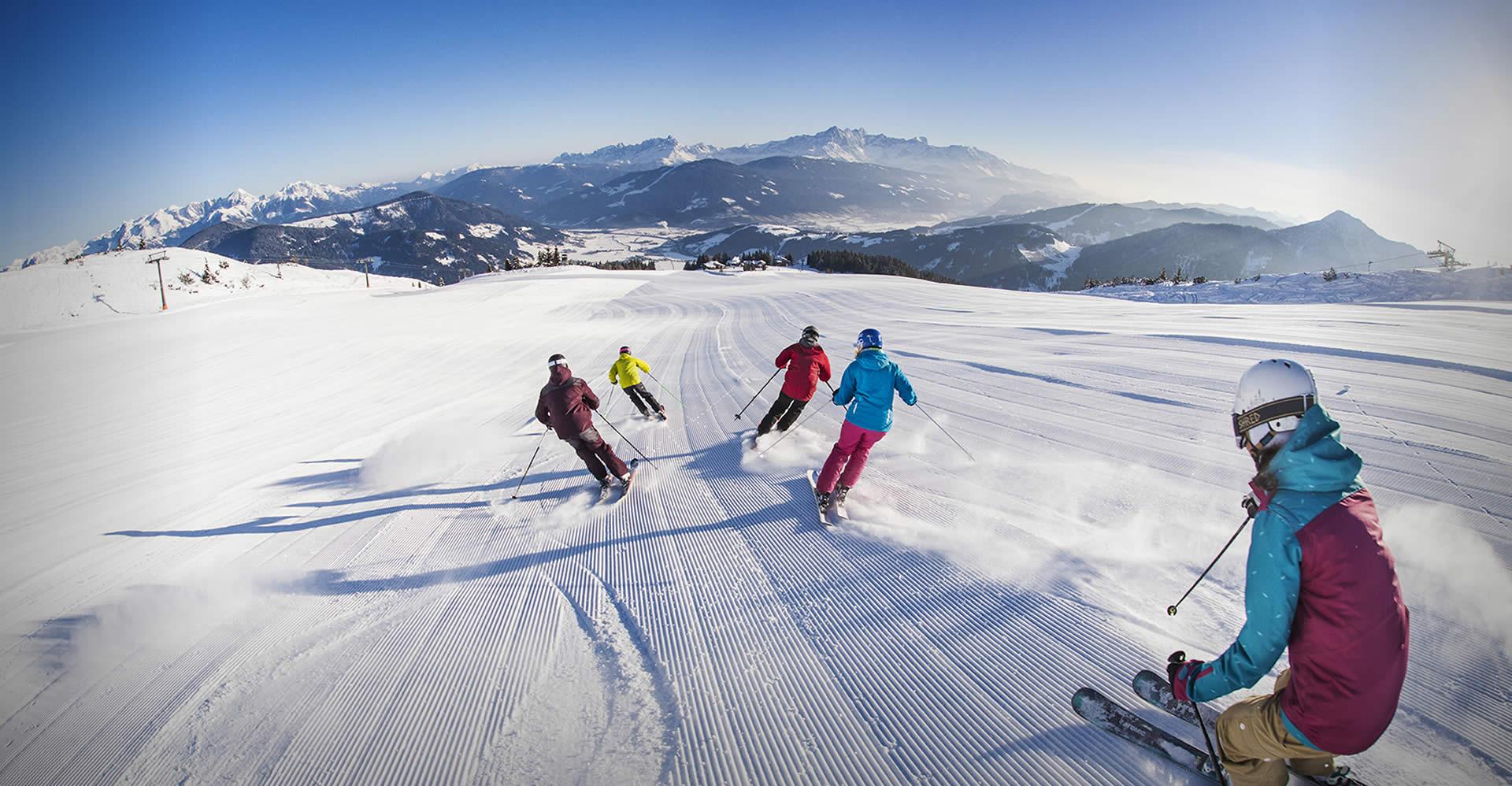 Ski- & Winterurlaub in Flachau, Salzburger Land