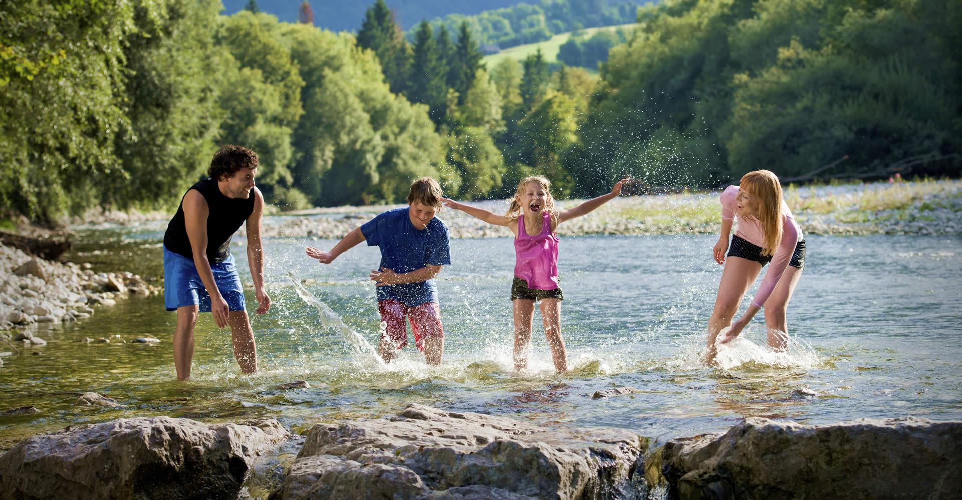 Sommer-Urlaub in Flachau, Salzburger Land